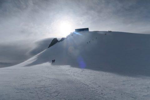 Scialpinismo e Splitboard Capanna Margherita
