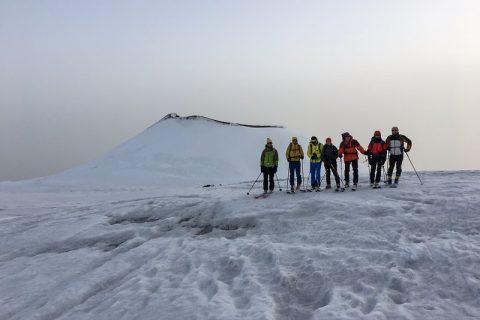 Scialpinismo Etna 2019