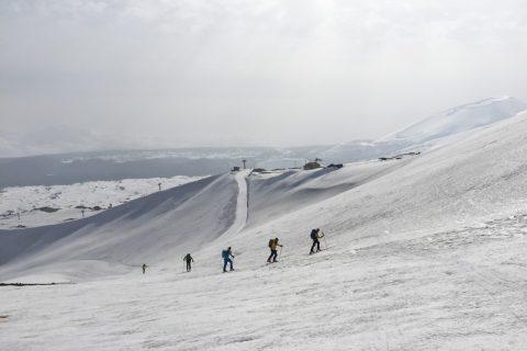 Scialpinismo Etna in Giornata 07 feb 2019