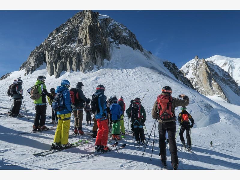 Vallée Blanche _ mont blanc _ 11-03-17 _ 13