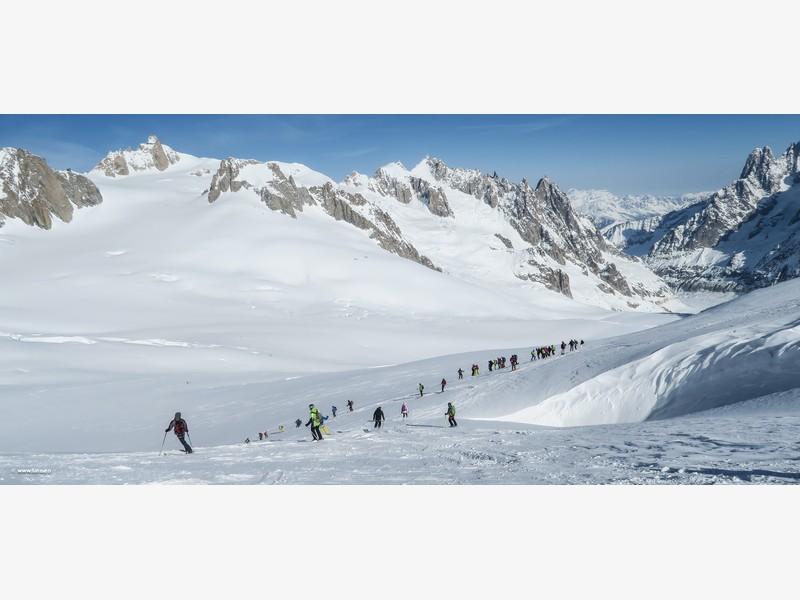 Vallée Blanche _ mont blanc _ 11-03-17 _ 14