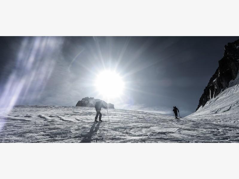 Vallée Blanche _ mont blanc _ 11-03-17 _ 15