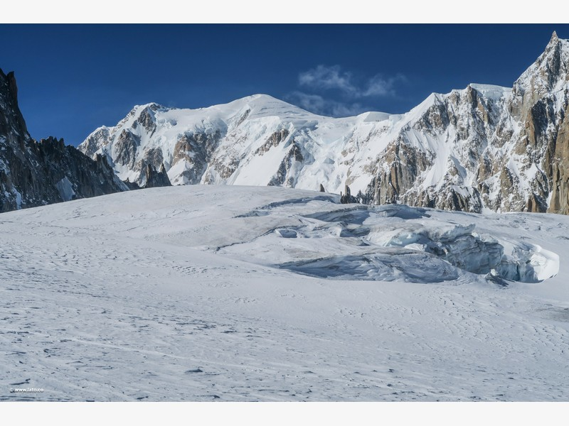 Vallée Blanche _ mont blanc _ 11-03-17 _ 17