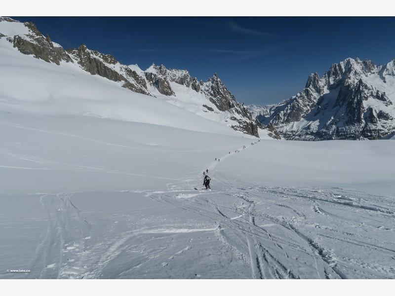 Vallée Blanche _ mont blanc _ 11-03-17 _ 18