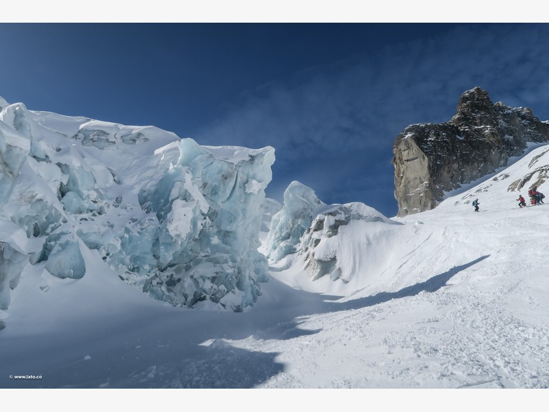 Vallée Blanche _ mont blanc _ 11-03-17 _ 21