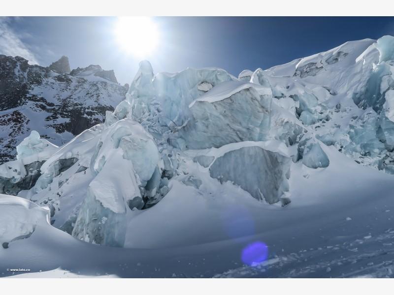 Vallée Blanche _ mont blanc _ 11-03-17 _ 22