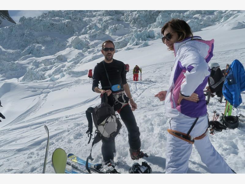 Vallée Blanche _ mont blanc _ 11-03-17 _ 24