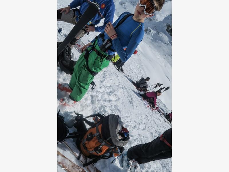 Vallée Blanche _ mont blanc _ 11-03-17 _ 28