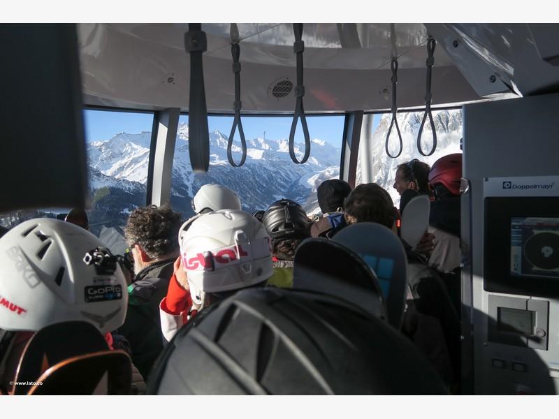 Vallée Blanche _ mont blanc _ 11-03-17 _ 3