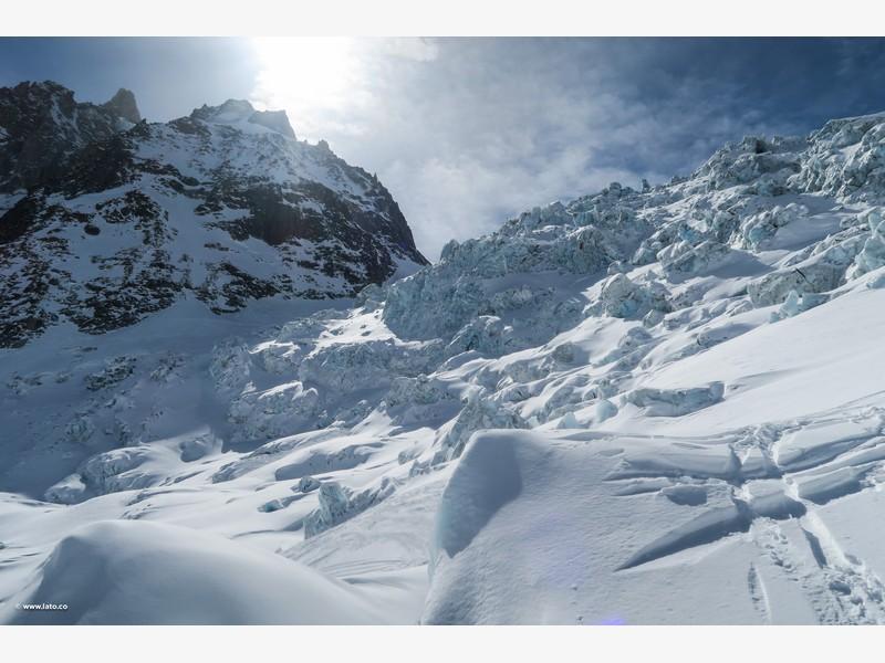 Vallée Blanche _ mont blanc _ 11-03-17 _ 30