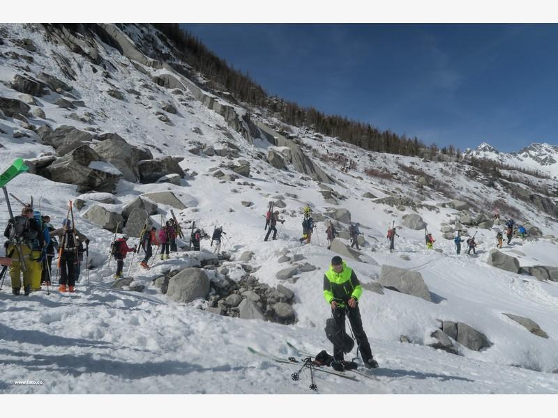 Vallée Blanche _ mont blanc _ 11-03-17 _ 33