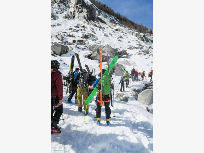 Vallée Blanche _ mont blanc _ 11-03-17 _ 34