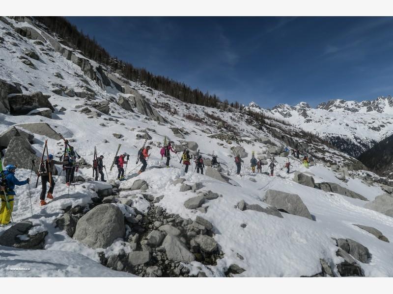 Vallée Blanche _ mont blanc _ 11-03-17 _ 35
