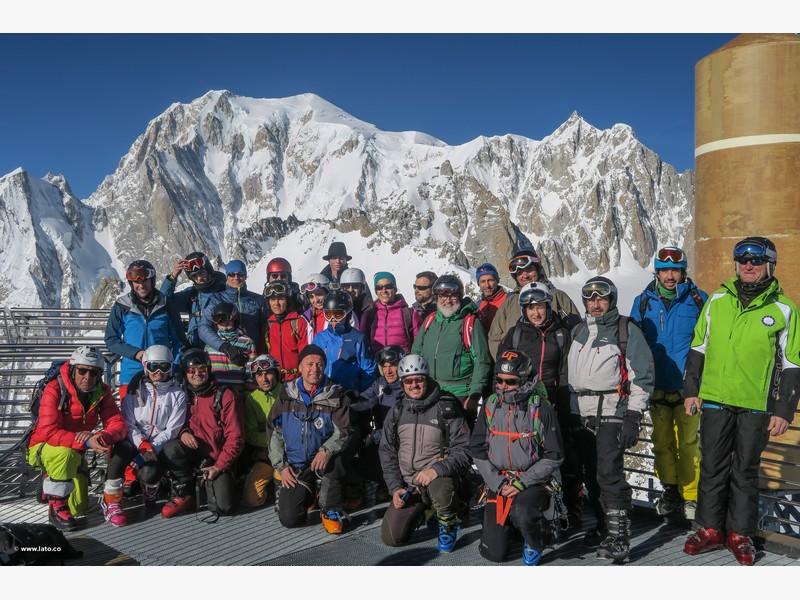 Vallée Blanche _ mont blanc _ 11-03-17 _ 6