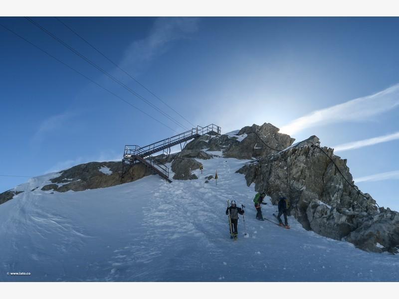 Vallée Blanche _ mont blanc _ 11-03-17 _ 8