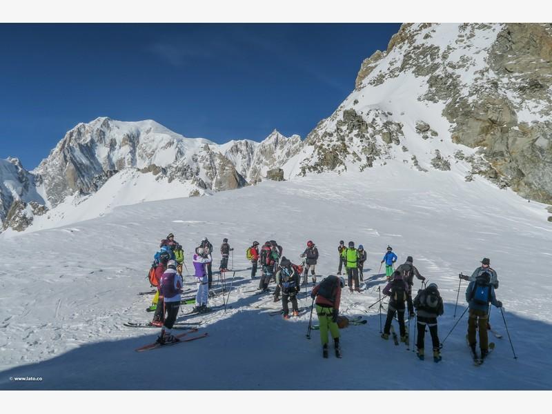 Vallée Blanche _ mont blanc _ 11-03-17 _ 9
