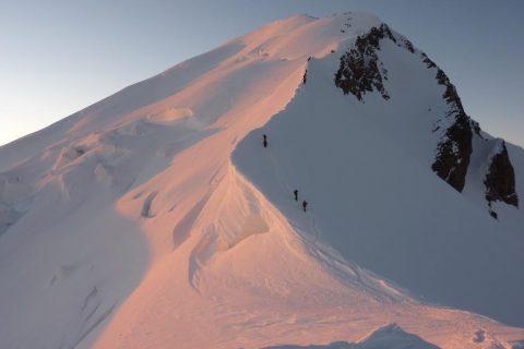Monte Bianco via normale Italiana ESTATE 2020