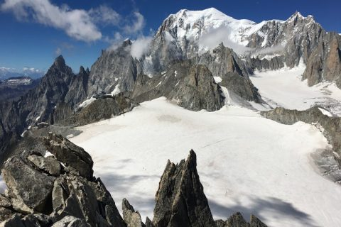 Traversata Aiguille Marbree ESTATE 2020