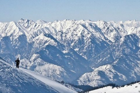 Freeride Gulmarg – Kashmir India