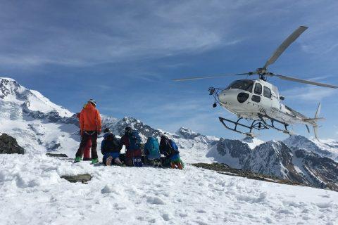 Heli Ski Monterosa