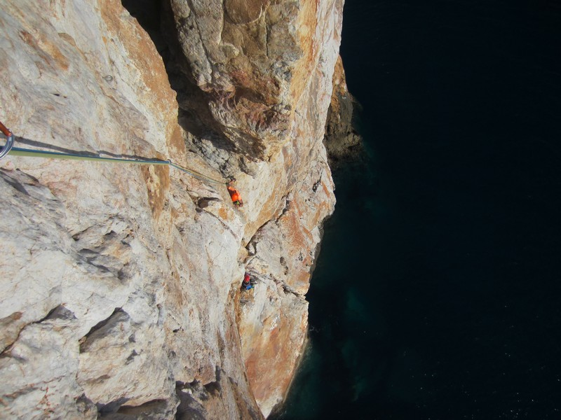 pan di zucchero vie multipitch guide alpine proup (85)