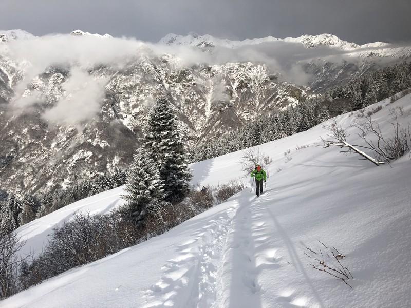 cima di bo scialpinismo guide alpine proup (26)