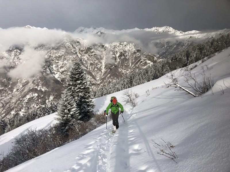 cima di bo scialpinismo guide alpine proup (27)