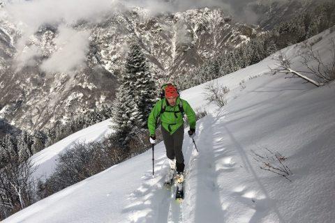 Scialpinismo Polonia Tatra MAR 2020