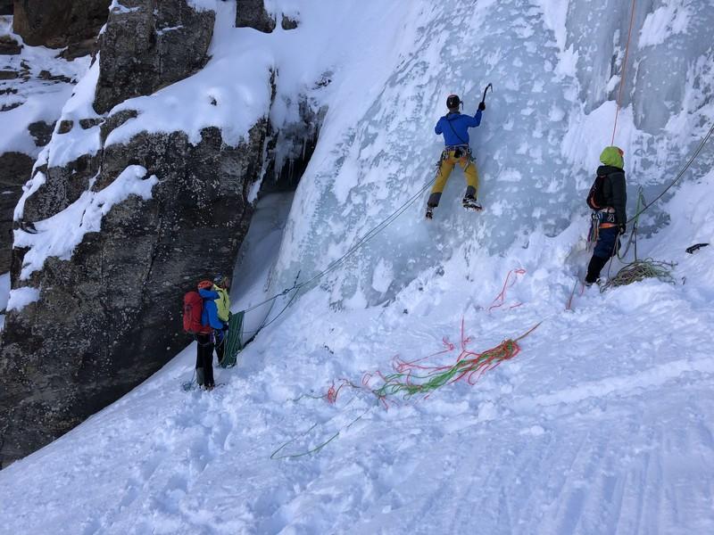 cascata di patrì guide alpine proup (15)