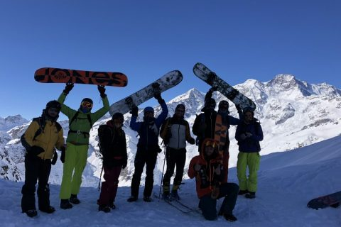 Stage Splitboard gen 2019