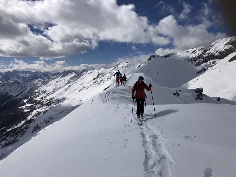 monte facciabella scialpinismo guide alpine proup (10)