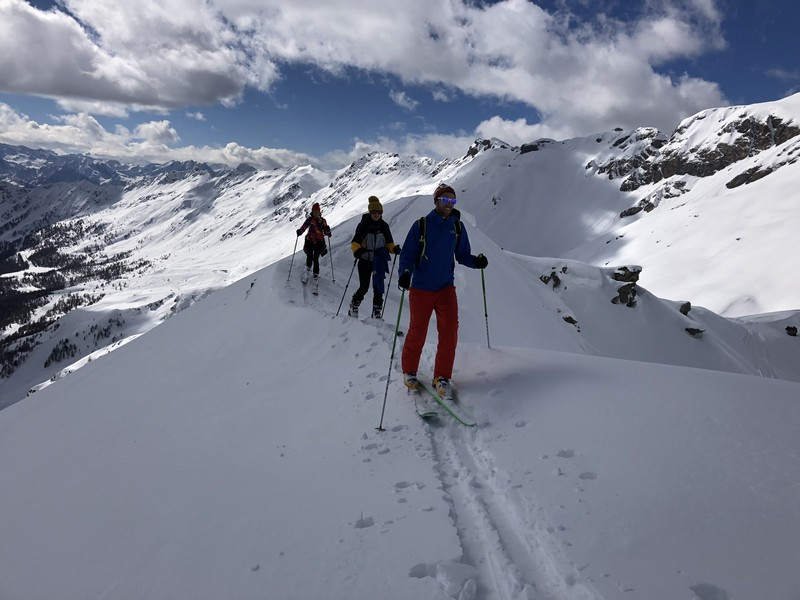 monte facciabella scialpinismo guide alpine proup (11)