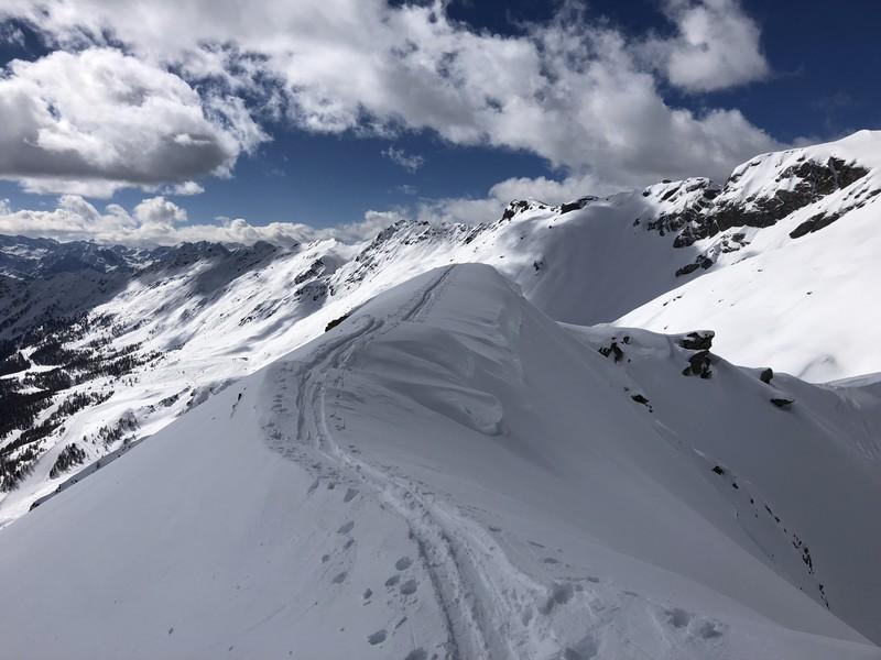 monte facciabella scialpinismo guide alpine proup (12)