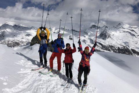 Scialpinismo il GIOVEDI' 2020