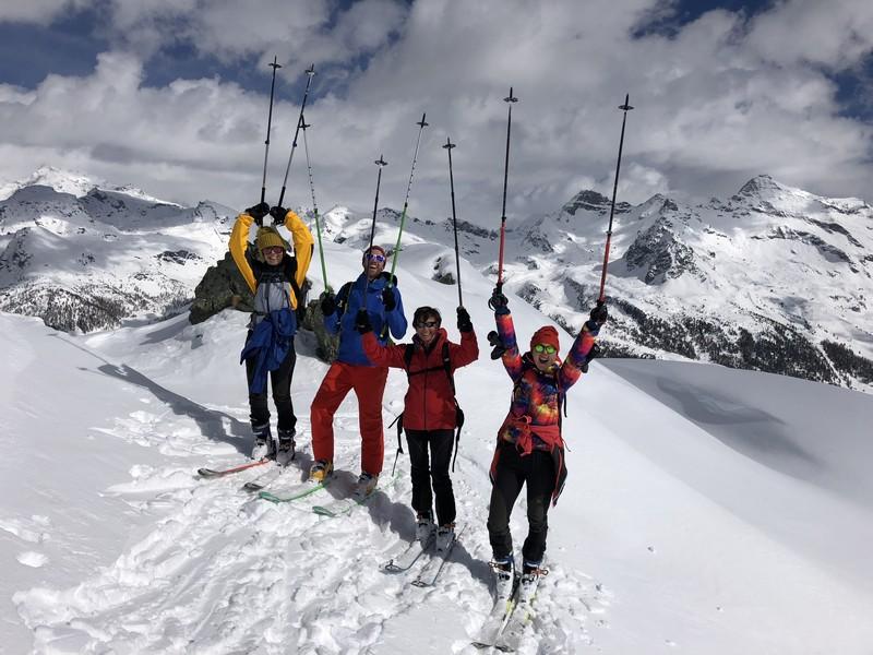 monte facciabella scialpinismo guide alpine proup (13)