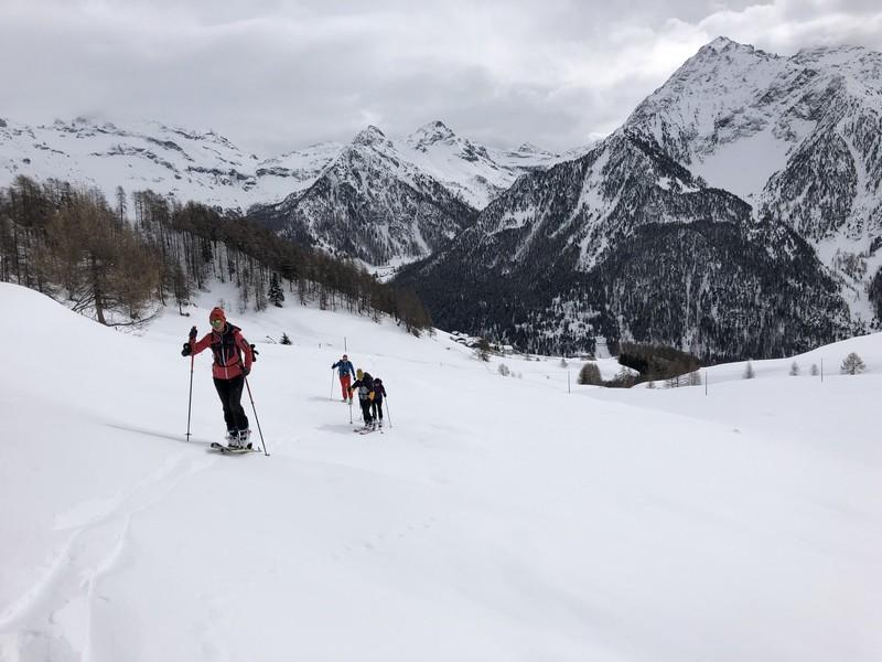 monte facciabella scialpinismo guide alpine proup (15)