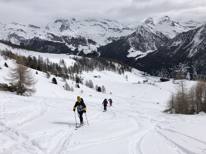 monte facciabella scialpinismo guide alpine proup (16)