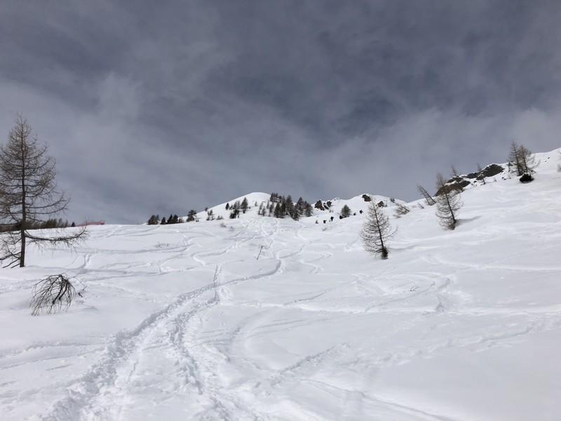 monte facciabella scialpinismo guide alpine proup (17)