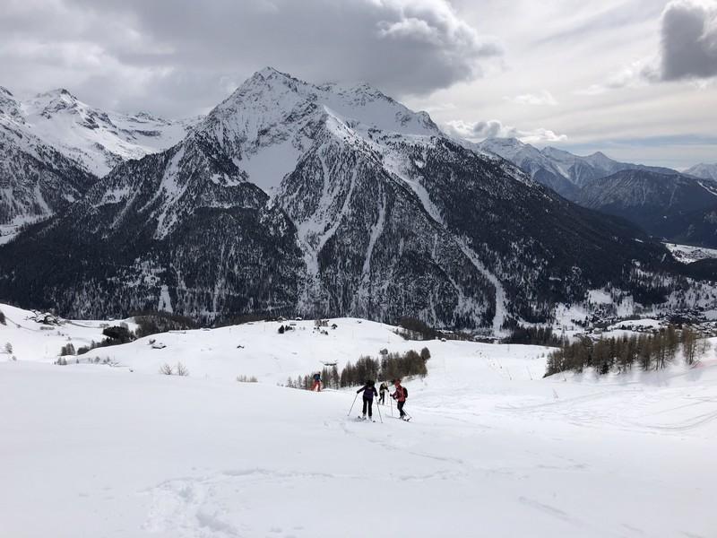 monte facciabella scialpinismo guide alpine proup (18)