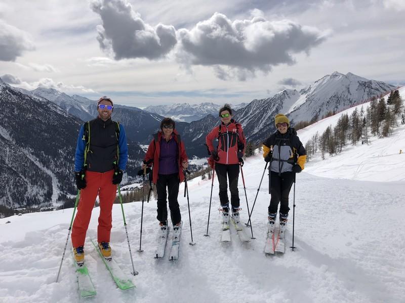 monte facciabella scialpinismo guide alpine proup (20)