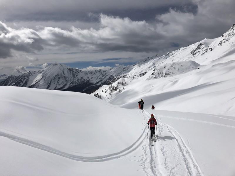 monte facciabella scialpinismo guide alpine proup (21)
