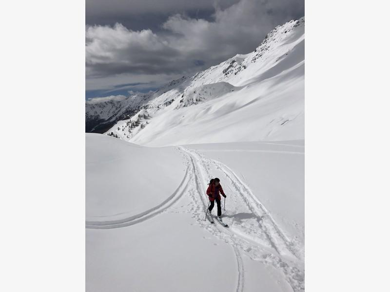 monte facciabella scialpinismo guide alpine proup (23)