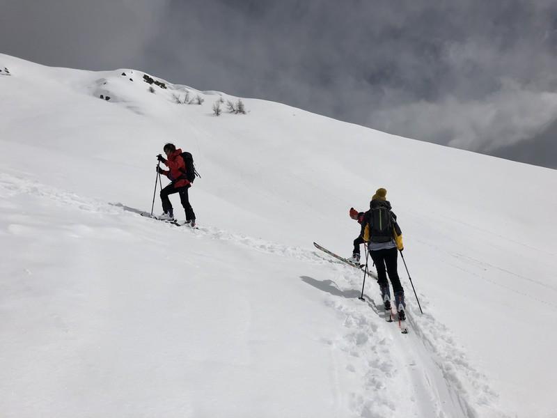 monte facciabella scialpinismo guide alpine proup (25)