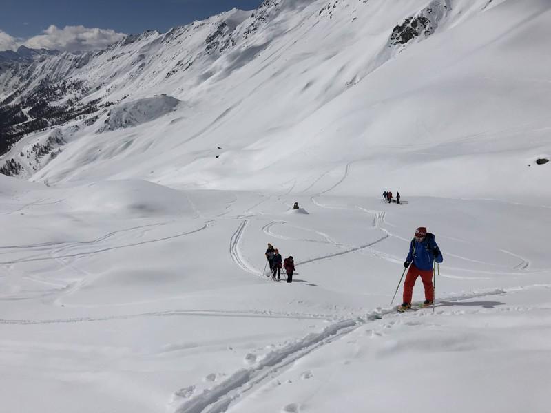 monte facciabella scialpinismo guide alpine proup (27)
