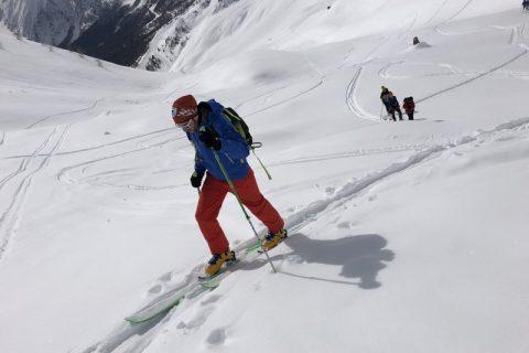 1° Corso Scialpinismo Base 2021