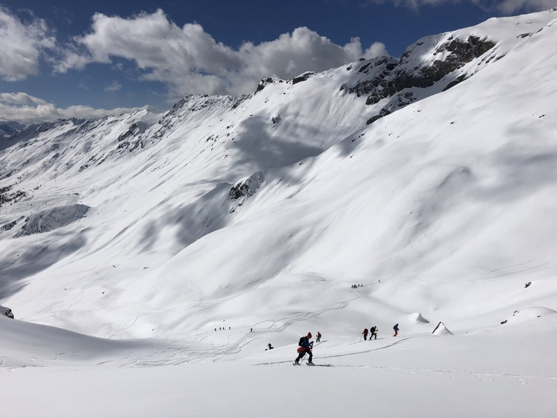 monte facciabella scialpinismo guide alpine proup (3)