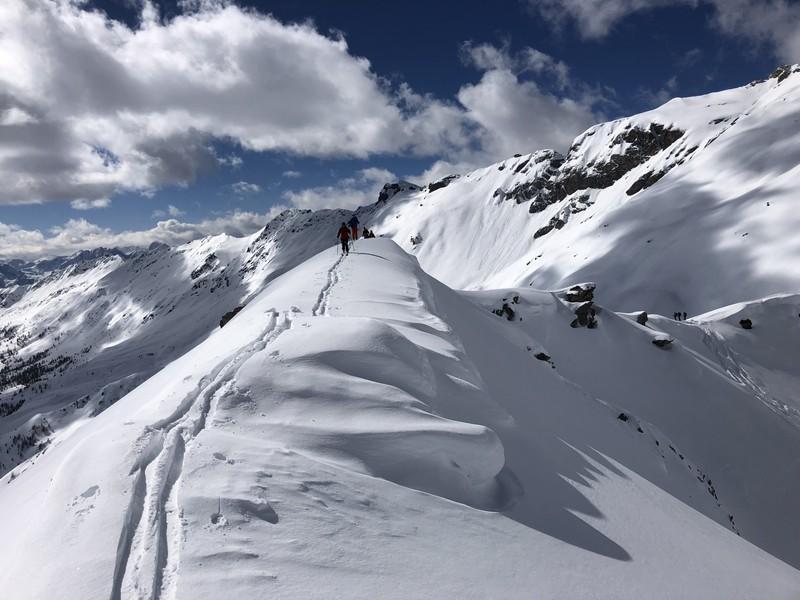 monte facciabella scialpinismo guide alpine proup (8)