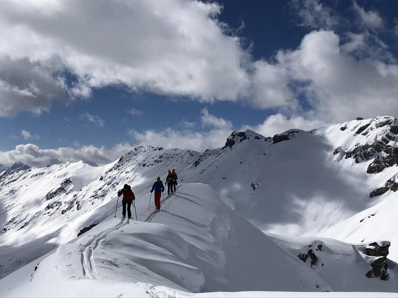 monte facciabella scialpinismo guide alpine proup (9)