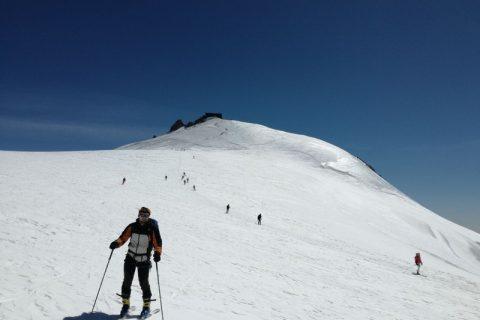 Scialpinismo 4000 delle Alpi