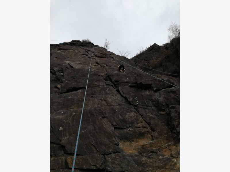 corso arrampicata avanzato guide alpine proup la panoramica falesia ossola (12)